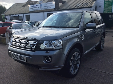 Land Rover Freelander Sd4 Hse Luxury Estate 2.2 Automatic Diesel