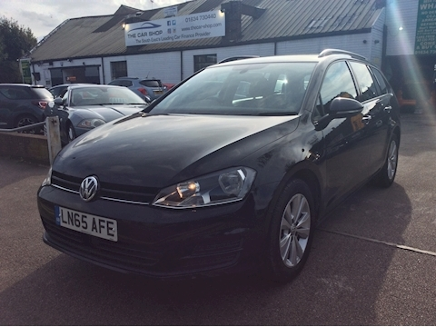 Volkswagen Golf Se Tdi Bluemotion Technology Estate 1.6 Manual Diesel