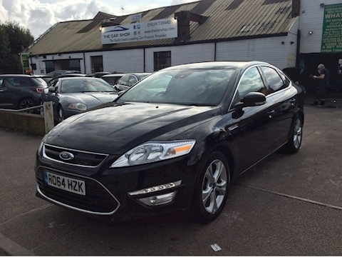Ford Mondeo Titanium X Business Edition Tdci Hatchback 2.0 Manual Diesel