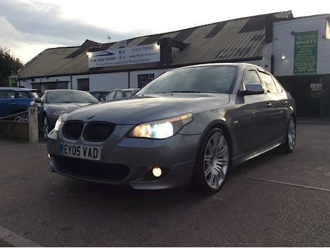 Bmw 5 Series 525D Sport Saloon 2.5 Automatic Diesel