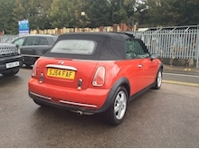 Mini One Convertible 1.6 Manual Petrol