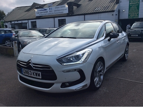 Citroen Ds5 Thp Dsport Hatchback 1.6 Manual Petrol