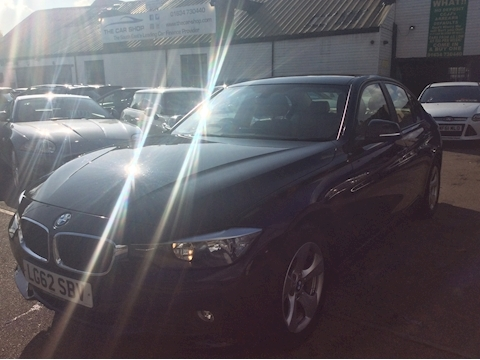 Bmw 3 Series 320D Efficientdynamics Saloon 2.0 Automatic Diesel