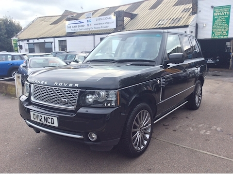 Land Rover Range Rover V8 S/C Autobiography Estate 5.0 Automatic Petrol