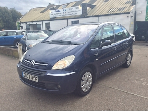 Citroen Xsara Vtx 16V Picasso Estate 1.6 Manual Petrol