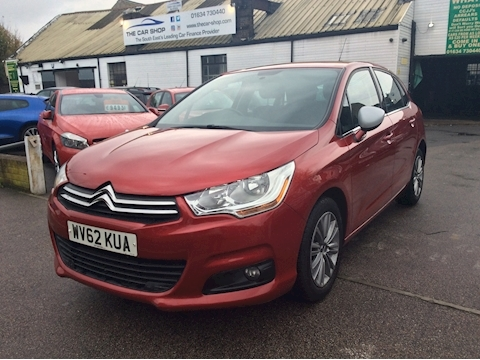 Citroen C4 Vtr Plus Hatchback 1.6 Automatic Petrol