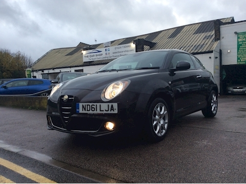 Alfa Romeo Mito 8V Sprint Hatchback 1.4 Manual Petrol