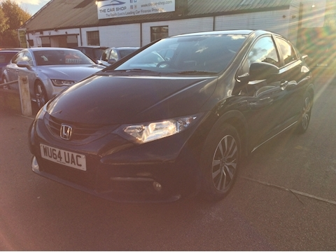 Honda Civic I-Dtec Sr Hatchback 1.6 Manual Diesel