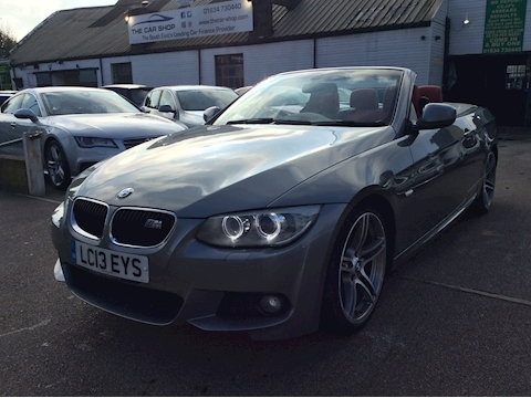 Bmw 3 Series 320D M Sport Convertible 2.0 Automatic Diesel