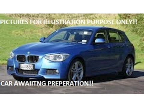 BMW 1 Series 116I Se Hatchback 1.6 Manual Petrol