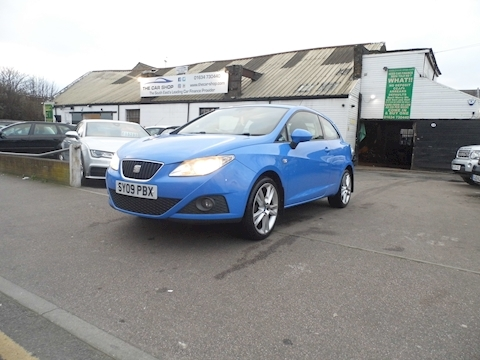 Seat Ibiza Sport Hatchback 1.4 Manual Petrol
