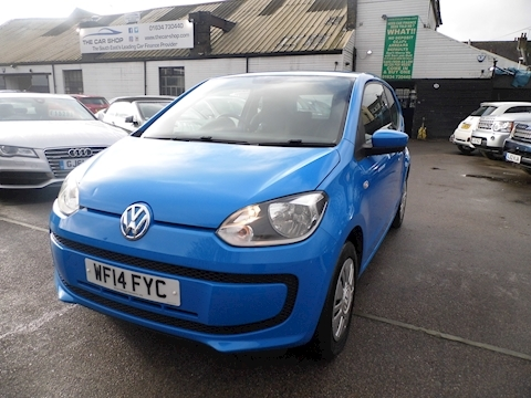 Volkswagen Up Move Up Hatchback 1.0 Manual Petrol
