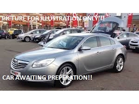 Vauxhall Insignia Sri Hatchback 1.8 Manual Petrol