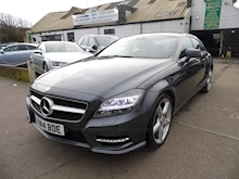Cls Cls350 Cdi Blueefficiency Amg Sport Coupe 3.0 Automatic Diesel