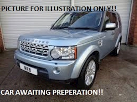 Land Rover Discovery Tdv6 Hse Estate 3.0 Automatic Diesel