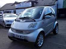 Fortwo Coupe Passion Spring Edition Coupe 0.7 Automatic Petrol