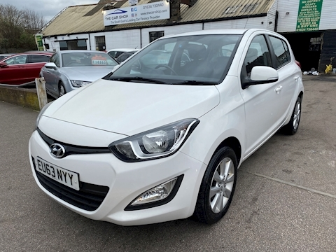 Hyundai i20 Active 1.2 5dr Hatchback Manual Petrol