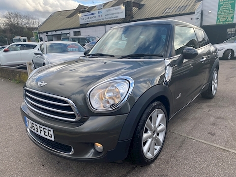 MINI Paceman Cooper D ALL4 Paceman 1.6 2dr Paceman Manual Diesel
