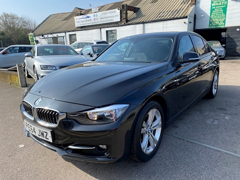 BMW 3 Series 320i xDrive Sport Saloon Saloon 2 Manual Petrol