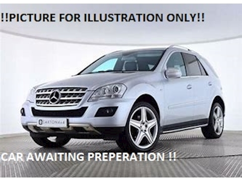 Mercedes-Benz M Class Sport 3 5dr SUV Automatic Diesel
