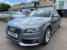 A4  1.8 4dr Saloon Manual Petrol