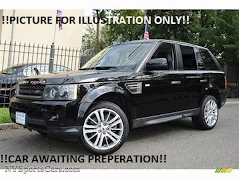 Land Rover Range Rover Sport HSE 3 5dr SUV Automatic Diesel
