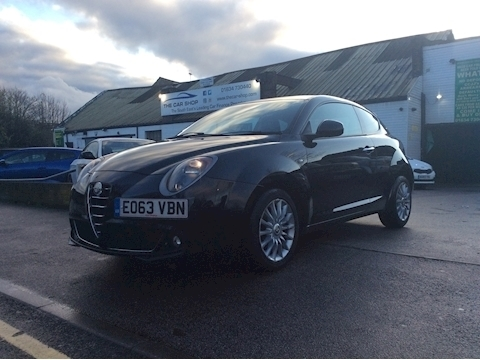 Alfa Romeo MiTo Sprint Hatchback 0.9 Manual Petrol