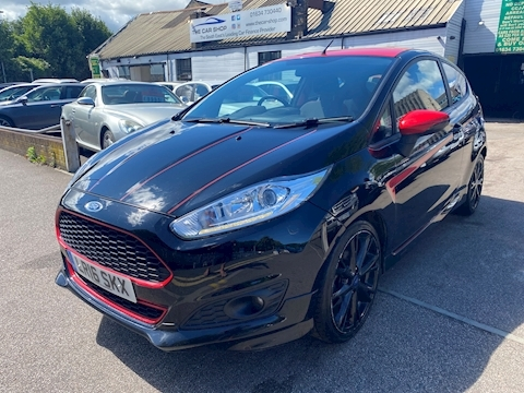 Ford Fiesta Zetec S 1 3dr Hatchback Manual Petrol