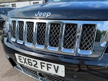 Grand Cherokee Grand Cherokee 3.0 Crd V6 Overland 3.0 5dr Estate Automatic Diesel