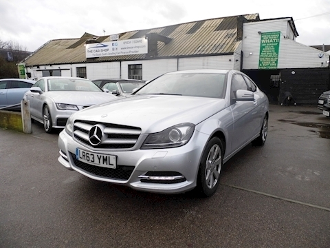 Mercedes-Benz C Class C220 Cdi Blueefficiency Executive Se Coupe 2.1 Automatic Diesel
