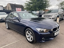 3 Series 320d Efficient Dynamics 2.0 4dr Saloon Manual Diesel
