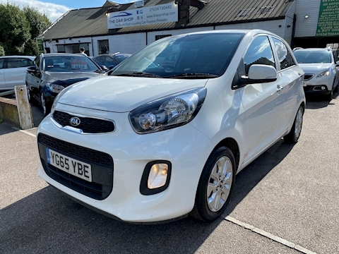 Kia Picanto 2 1.3 5dr Hatchback Manual Petrol