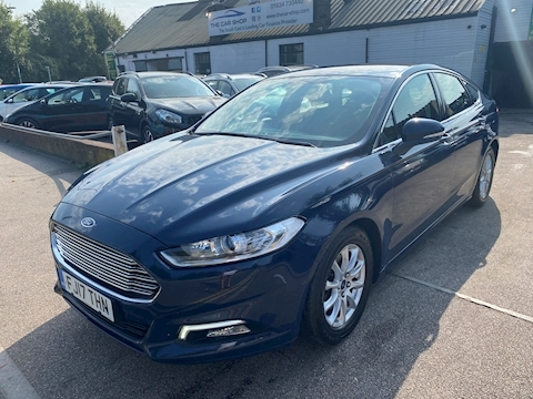 Ford Mondeo Zetec 1.5 5dr Hatchback Manual Diesel