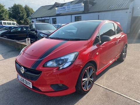 Vauxhall Corsa Red Edition 1.4 3dr Hatchback Manual Petrol