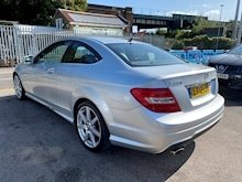 C Class AMG Sport 2.1 2dr Coupe Automatic Diesel