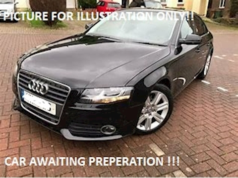 Audi A4 Technik 2.0 4dr Saloon Manual Diesel