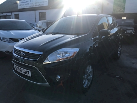 Ford Kuga Zetec SUV 2.0 Manual Diesel