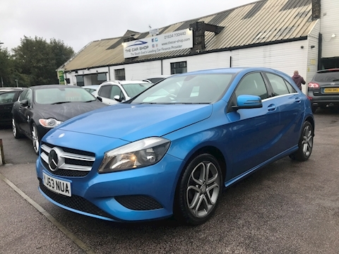 Mercedes-Benz A Class Sport 1.5 5dr Hatchback Manual Diesel
