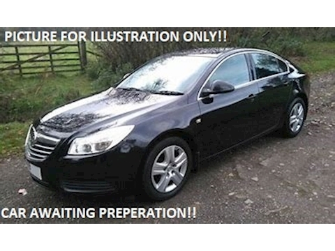 Vauxhall Insignia Exclusiv Hatchback 2.0 Manual Diesel