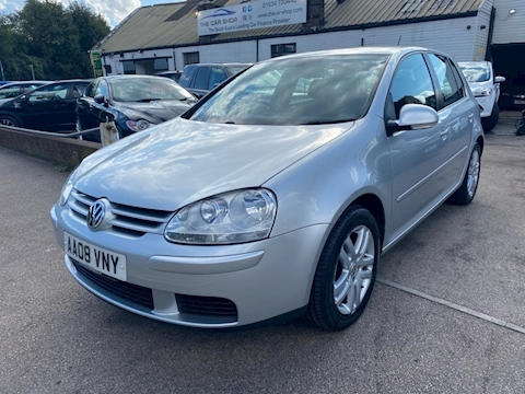 Volkswagen Golf Match Hatchback 1.9 Manual Diesel