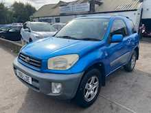 RAV4 NV SUV 1.8 Manual Petrol