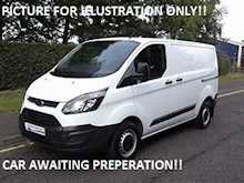 Transit Custom  2.0 dr Panel Van Manual Diesel