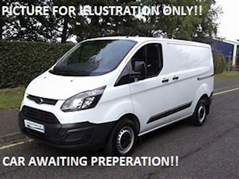 Ford Transit Custom  2.0 dr Panel Van Manual Diesel