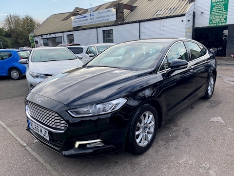 Ford Mondeo Zetec 2.0 5dr Hatchback Manual Diesel