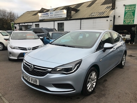 Vauxhall Astra Design 1.6 5dr Hatchback Manual Diesel