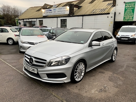 Mercedes-Benz A Class AMG Sport 1.5 5dr Hatchback Manual Diesel