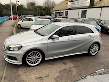 A Class AMG Sport 1.5 5dr Hatchback Manual Diesel