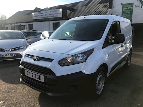 Ford Transit Connect 1.5 TDCi 220 Panel Van 5dr Diesel Manual L1 (124 g/km, 99 bhp) 1.5 5dr Panel Van Manual Diesel