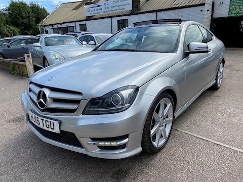 Mercedes-Benz C Class AMG Sport Edition 2.1 2dr Coupe 7G-Tronic Plus Diesel