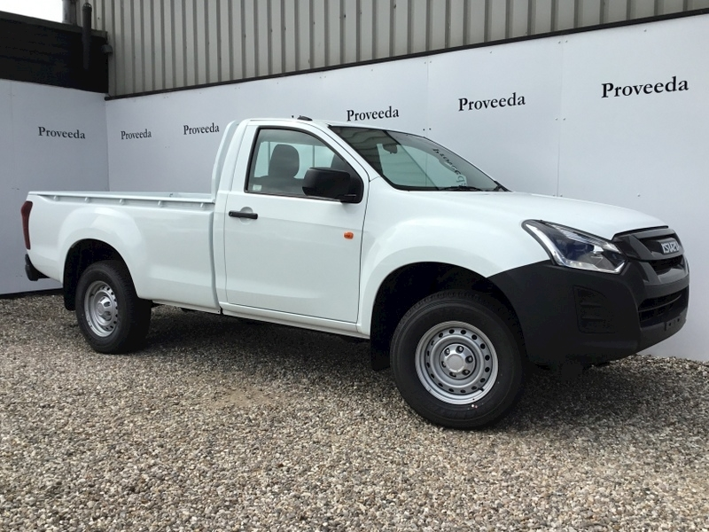 Isuzu D-Max 1.9 4x4 Single Cab